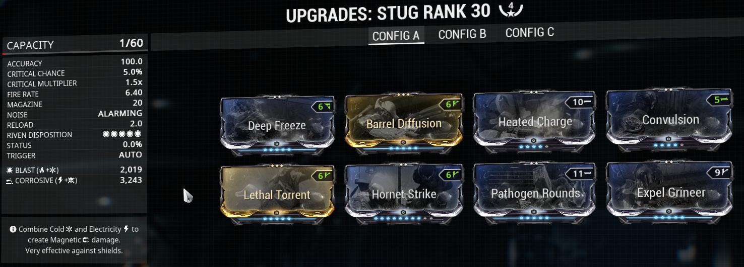 Stug build and mod-setup