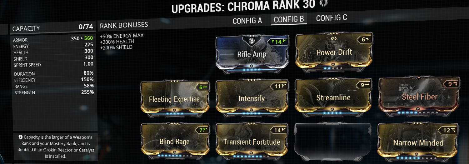 chroma build example credit farm